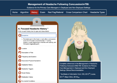 Headache History
